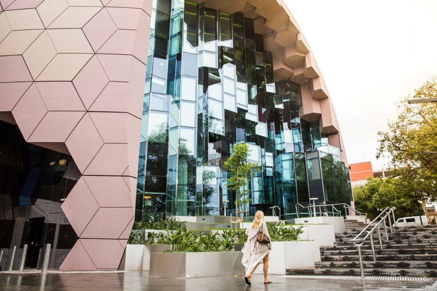 Geelong's Award Winning Regional Library