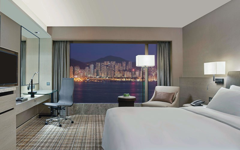 New World Millennium Hong Kong Hotel