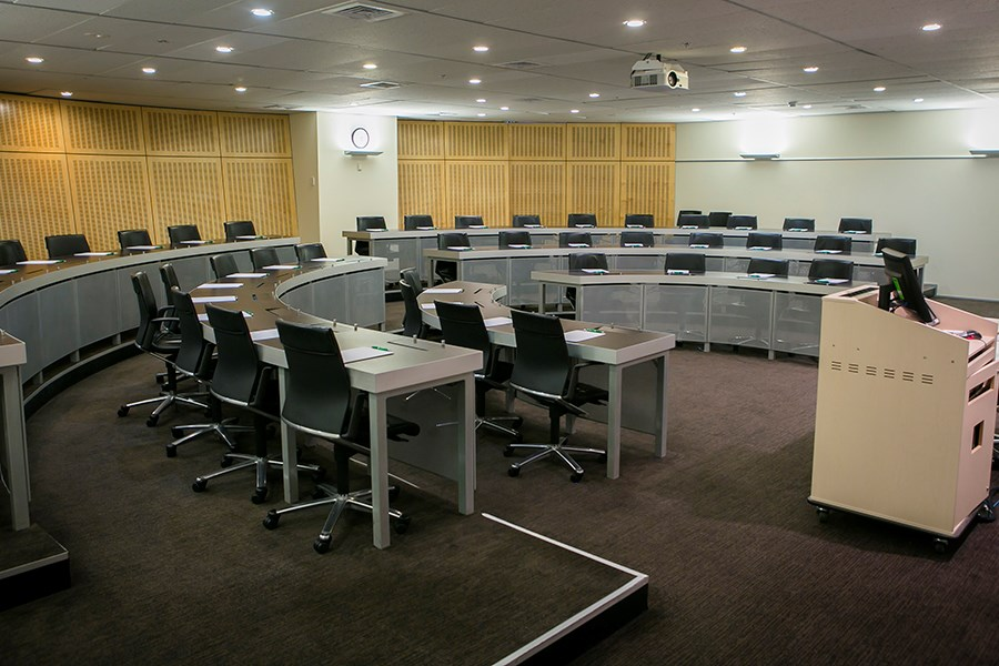 Our conference rooms are perfect for training days