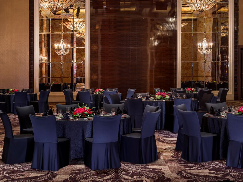 John Jacob Ballroom at The St. Regis Singapore