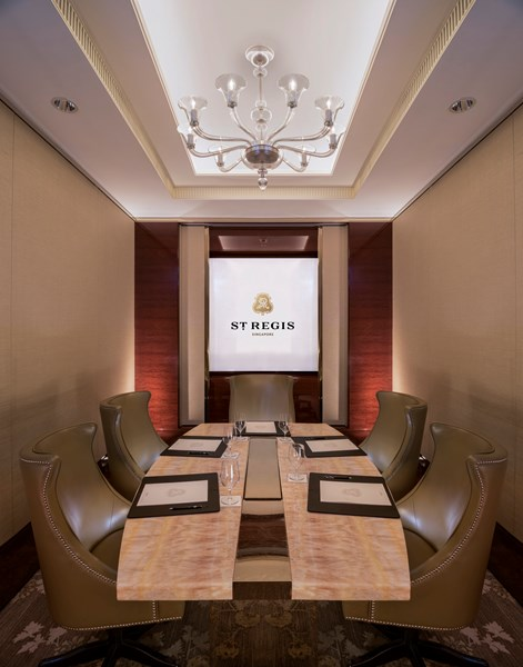 Business Centre at The St. Regis Singapore