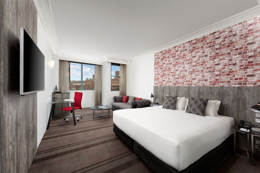 Newly Refurbished Superior & Deluxe King Rooms