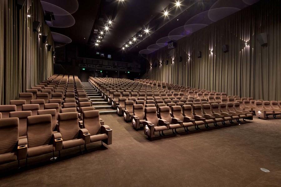 Crown Casino Cinema Melbourne