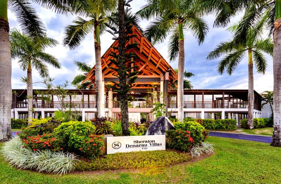 Welcome to Sheraton Denarau Villas: your home away from home!