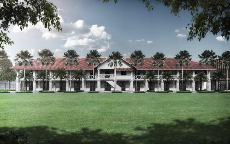 The Barracks Hotel at Sentosa