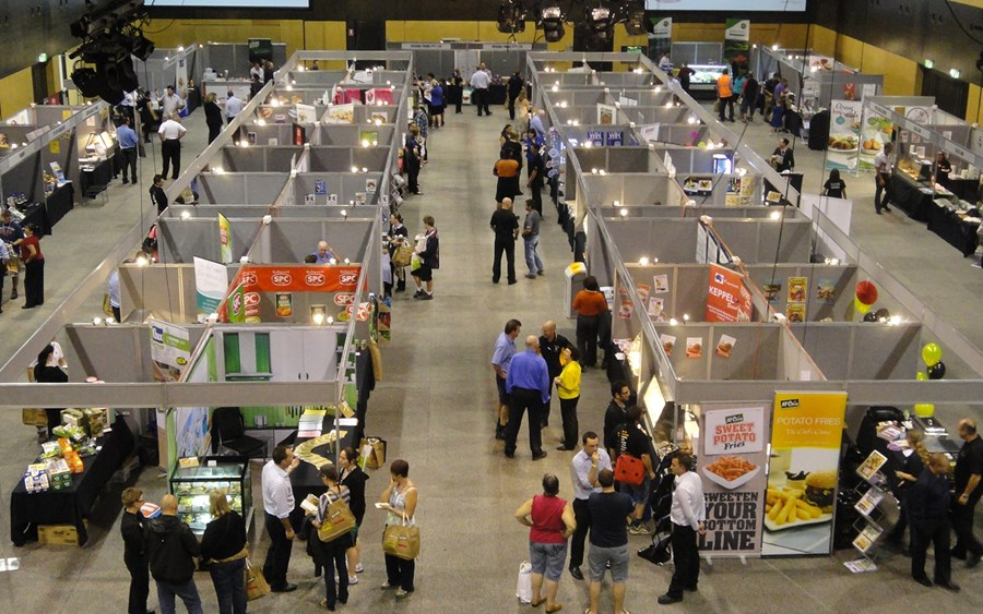 Mackay Entertainment and Convention Centre (MECC) can accommodate upwards of 120 trade booths.