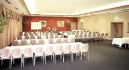 Conferencing in the Kirkham Room, seating up to 200 Theatre Style